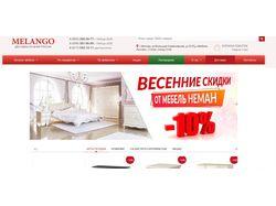 Наполнение мебельного интернет магазина