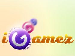 Логотип компании i-Gamez