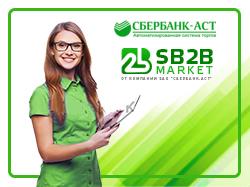 "Дизайн маркетплейса для ""Сбербанк - АСТ"""
