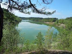 Фотография пейзажа