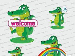 СВОБОДНО! Персонаж Сrocodile