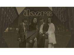 Постер для группы The Doors