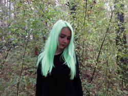 Изменение цвета волос