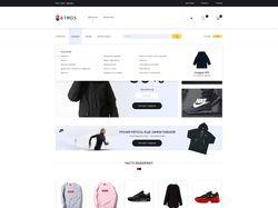 Saimos - Онлайн магазин одежды