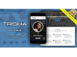 Trisha - Elegant Blog WordPress Theme