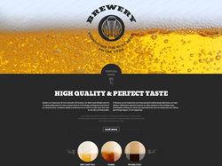 "Сайт ""Brewery"""