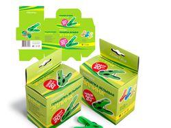 Серия (более 10) этикеток и упаковок