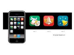 Для приложения iPhone