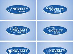 Логотип Novelty Dental