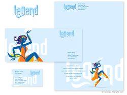 Legend - минеральная вода, US