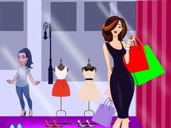 Иллюстрация на сайте для любителей шоппинга.:)