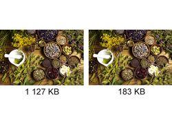 Оптимизация картинок сайта для PageSpeed Insights