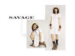 Интернет-магазин брендовой одежды «SAVAGE»