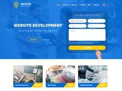Сайт-визитка – Разработка и продвижение сайтов