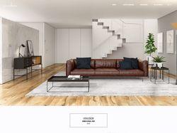 HTML-верстка Продажа недвижимости (Португалия)