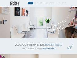 «Dr Julien Boeni» – работа с посредником Mediweb