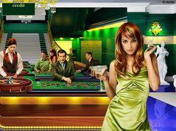 Задник для интернет-казино