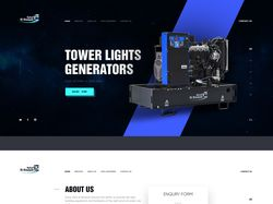 L P : Tower Lights Generators