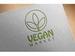"Логотип для ""Vega Market"""