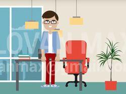 Анимационные видео для Телеграм канала