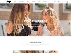 CMS WP+Woocommerce Интернет-магазин (Португалия)