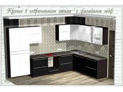 Проектировка и 3d-визуализация кухнь