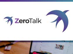 Логотип для проекта ZeroTalk