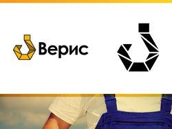 Логотип для проекта Верис