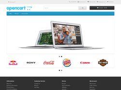 добавление товара на сайт Опенкарт