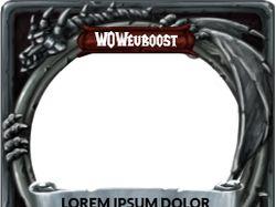 Элемент интерфейса сайта
