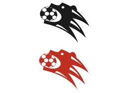 Предлагаемый логотип для чемпионата по футболу