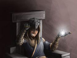 персонаж маг TES5: Skyrim