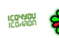 Логотип для сайта про ICQ