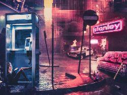 Обложка альбома музыкальной группы Stanley