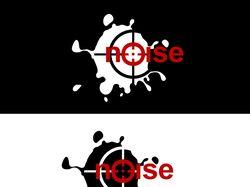 """Логотип пейнтбольной команды """"noise"""""""