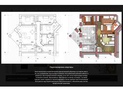 Планировка и перепланировка жилого пространства