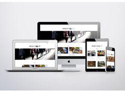Сайт для блогера