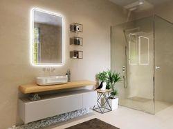 Дизайн и визуализация интерьера ванной комнаты