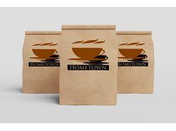 Логотип для кофейни, по тз