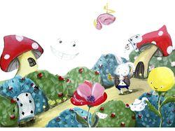 Волшебная страна Алисы