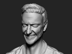 Скульптурный портрет 3