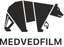 "Логотип киностудии ""Медведьфильм"""