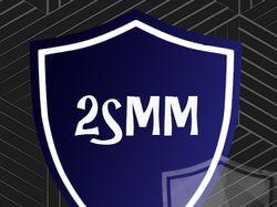 """Логотип для группы ВК """"SMM-стража"""""""