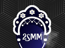 """Логотип для """"SMM-стража"""" """"Кокошник надежды"""""""