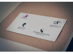 Логотип салона красоты в инстаграме