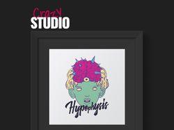 Логотип для мастерской Гипофиз.