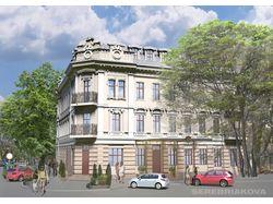 Историческое здание в г. Одесса