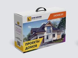 Дизайн упаковки для проектов домом