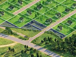 Интерактивный 3d генплан коттеджного поселка