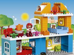 Продающее описание: Lego DUPLO «Семейный дом»